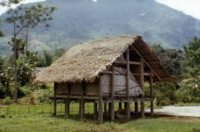 жилища в азии фото